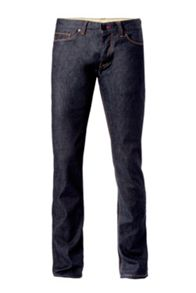 Bleeker rinse wash jean
