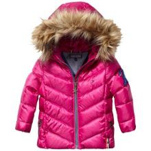 Girls inger mini bomber jacket