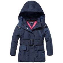 Girls mini coat