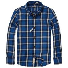 Boys newbury check shirt