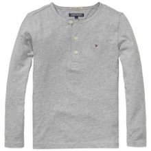 Boys amercian henley top
