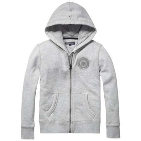 Tommy Hilfiger Boys city zip hooded top