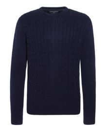 Niels cable knit sweater