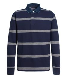 Sander Stripe Rugby Top