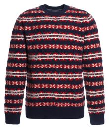 Harry fairisle jumper