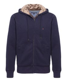 Sacha zip-through hoodie