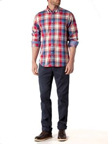 Tisbury check cotton shirt