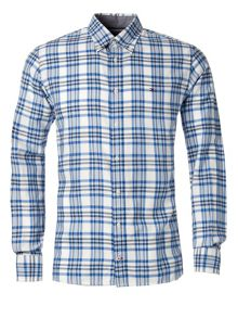 Senna Check Cotton Shirt