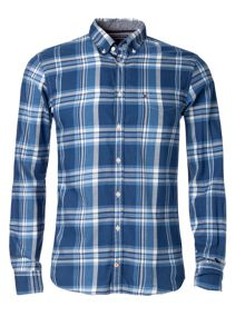 Findy Check Cotton Shirt