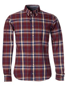 Ruben Check Shirt
