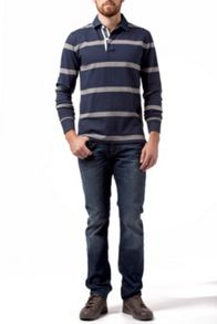 Hudson slim fit denim jean