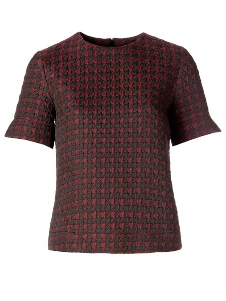 Tommy Hilfiger Bo Houndstooth T-shirt