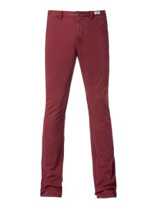 Hudson slim fit cotton chino