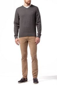 Hudson 5 pocket cord chinos