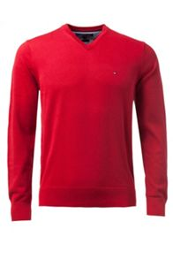 Pacifc Plain V Neck Jumper