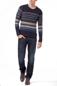 Emmanuel striped sweater