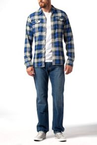 Orleans check shirt