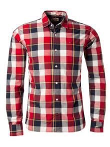 Omaha check shirt