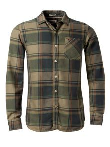 Otis check shirt