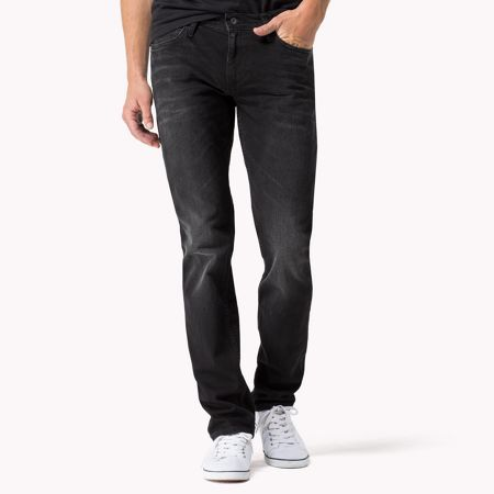 Tommy Hilfiger Bradfield Coloured Wash Low Rise Jeans