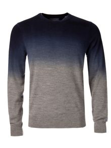 Kenzie crew-neck jumper
