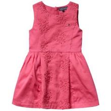 Girls dahlia mini dress