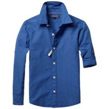 Boys riverside check shirt