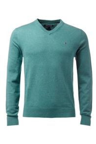 Fran Plain V Neck Jumper