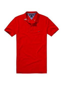Men's Tommy Hilfiger Slim Fit Short Sleeve Polo