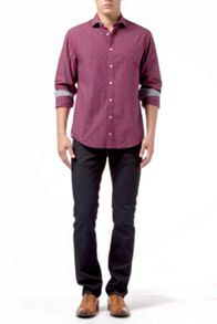 Otmar Check Classic Fit Long Sleeve Shirt