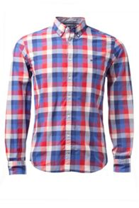 Keydancheck Classic Fit Long Sleeve Shirt