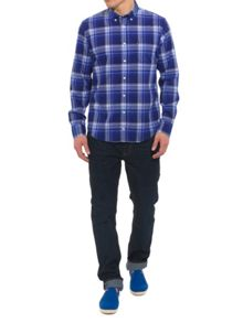 Camden Check Classic Fit Long Sleeve Shirt
