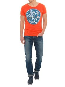 Roslin Graphic Slim Fit T-Shirt