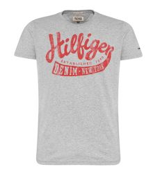 Federer Graphic Slim Fit T-Shirt