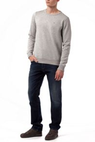 Vaco Plain Crew Neck Slim Fit T-Shirt
