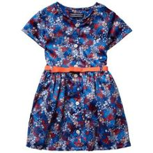 Girls bloomfield mini dress