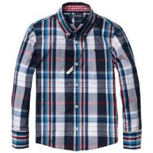 Boys county check shirt