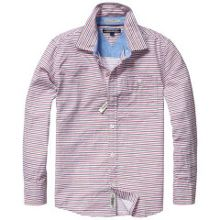 Boys senaca stripe shirt