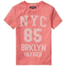 Boys brooklyn cotton t-shirt