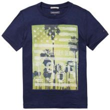 Boys photo cotton t-shirt