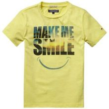 Boys make me smile t-shirt