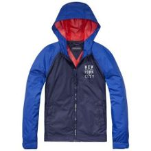 Boys colour block jacket