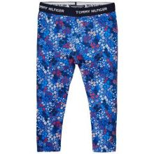 Girls pattern mini leggings