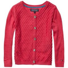 Girls dusty mini cardigan