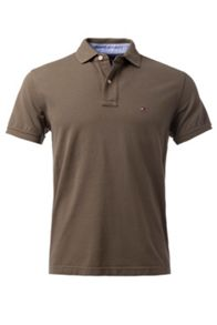 Tommy Plain Regular Fit Polo Shirt