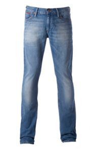 Scanton Medium Wash Low Rise Jeans