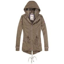 Manous hd short parka