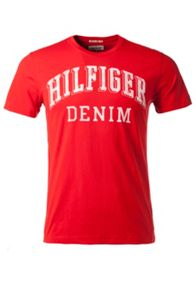 Federer Graphic Crew Neck Slim Fit T-Shirt