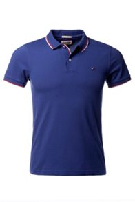 Paddy Plain Slim Fit Polo Shirt