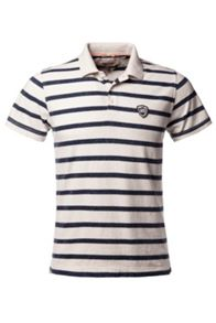 Chris Stripe Slim Fit Polo Shirt